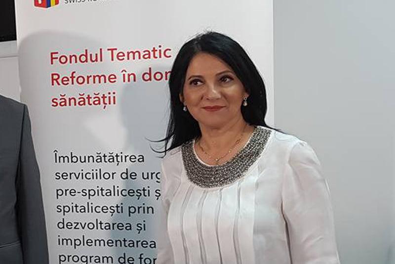 Ministrul Sorina Pintea vine în Neamț să rezolve problemele din Sănătate