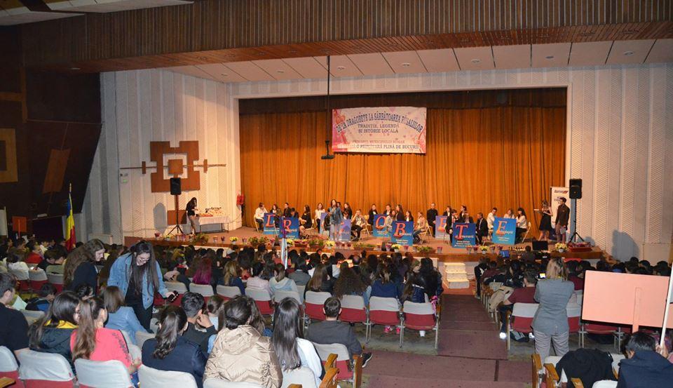 Un nou test de tradiție și istorie locală pentru elevii romașcani