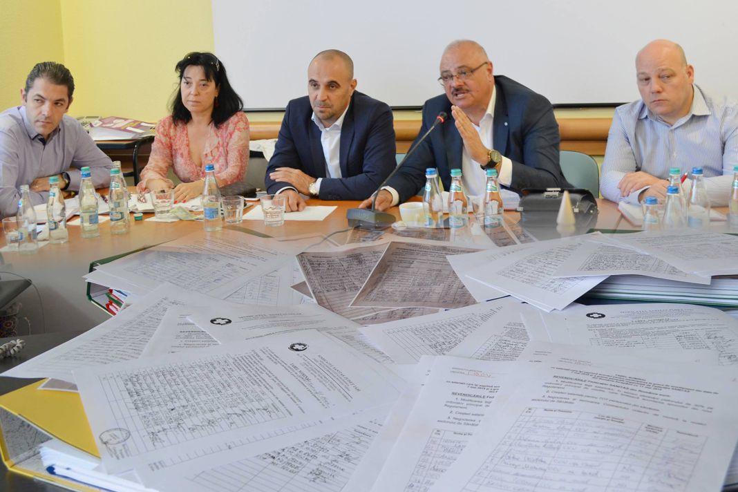 Federația SANITAS a strâns numărul de semnături necesar pentru declanșarea grevei generale