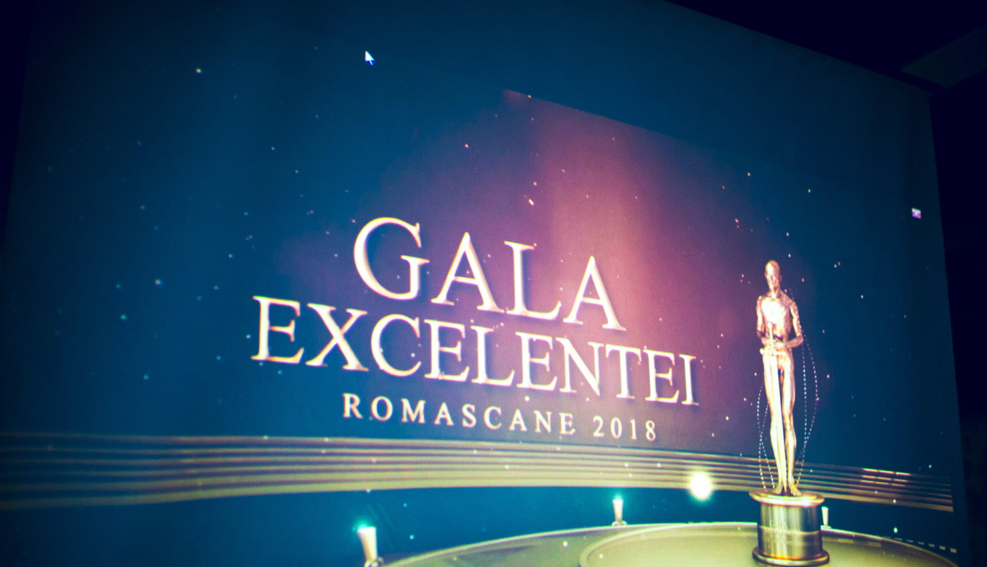 [FOTO] Premiile ediției 2018 a Galei Excelenței Romașcane