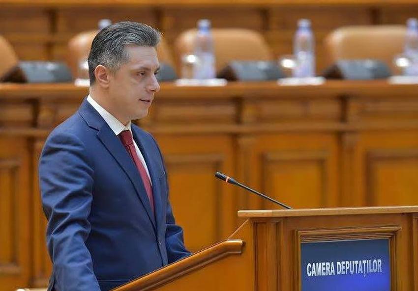 """Deputatul PNL Mugur Cozmanciuc: """"Parlamentarii din Neamț să voteze pentru moțiunea de cenzură! Așa vor demonstra că le pasă de nemțeni!"""""""