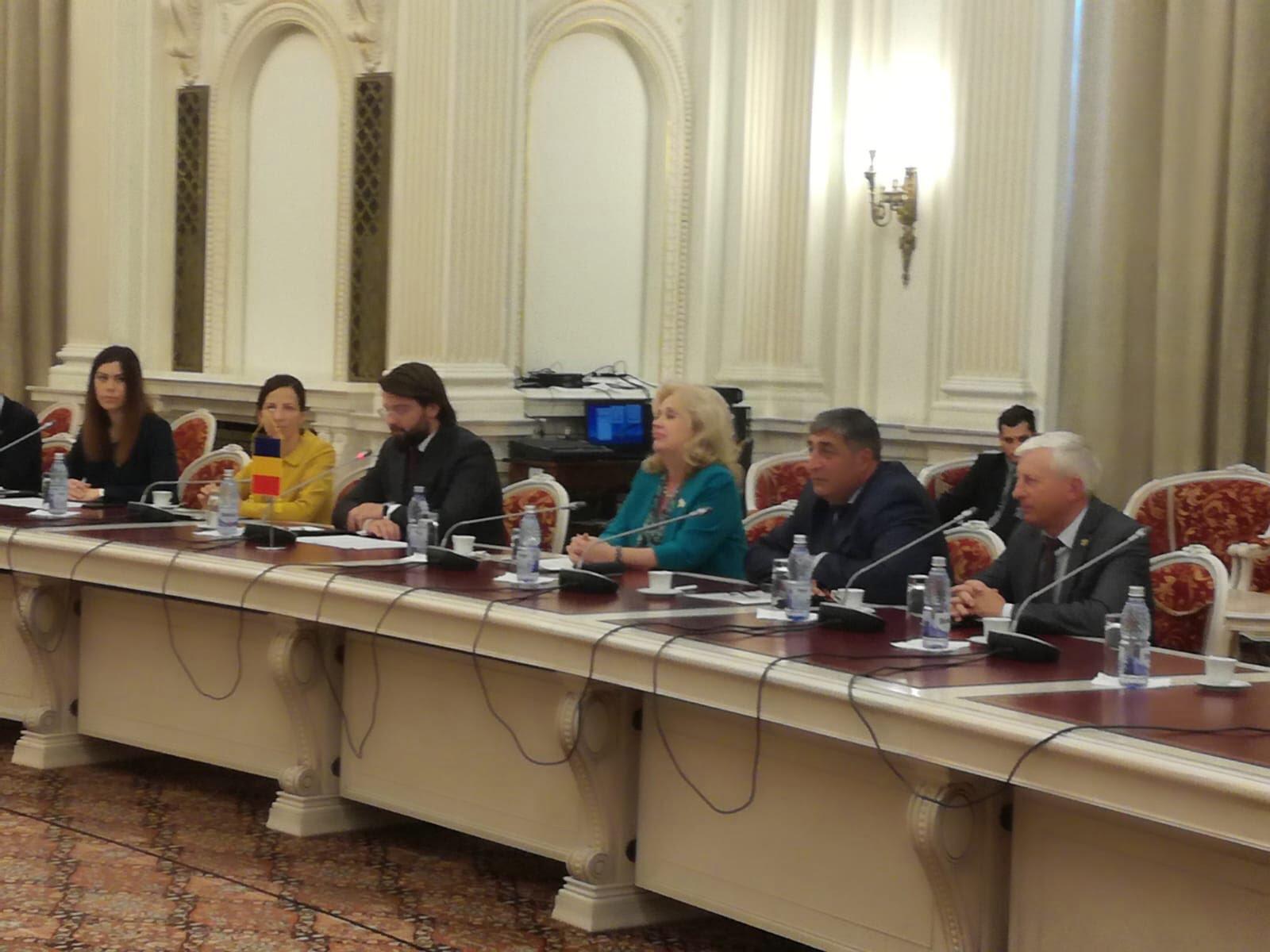 """Senatorul Dan Manoliu: """"Vizita delegației Grupului de prietenie cu România din Parlamentul Regatului Unit al Marii Britanii şi Irlandei de Nord"""""""