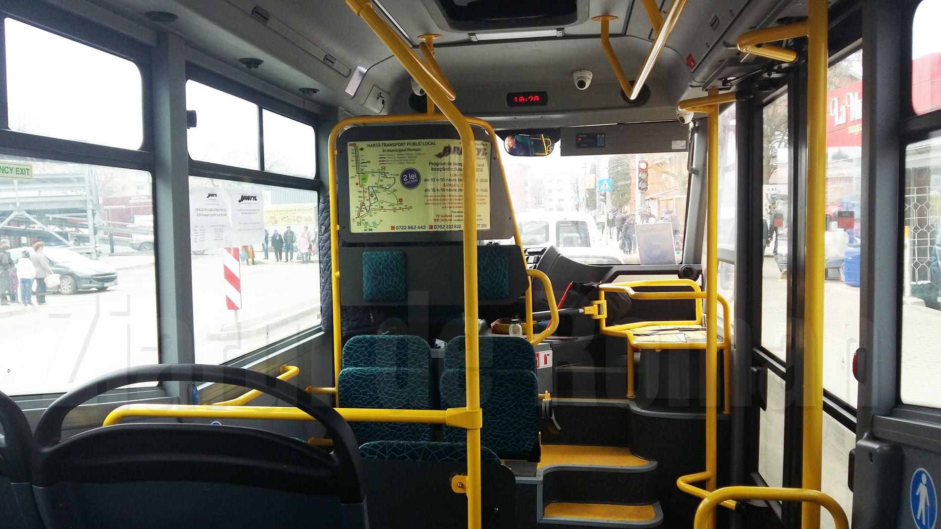 Transportul public în comun, funcțional până la orele 22.00