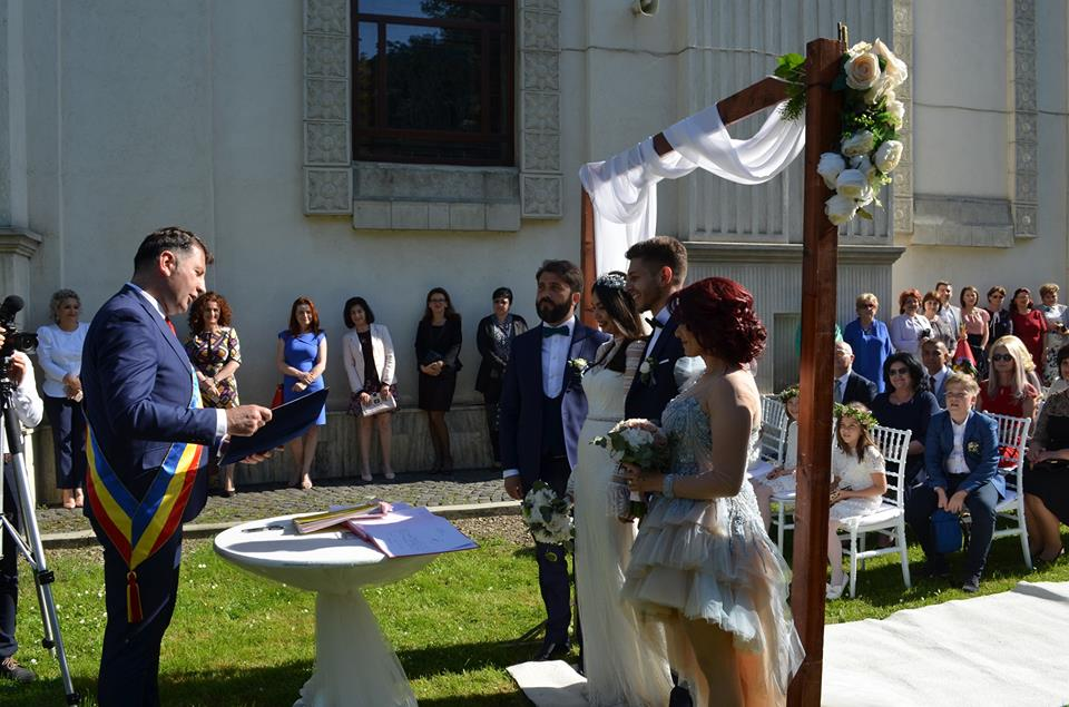 Fiul cel mic al deputatului Leoreanu s-a căsătorit