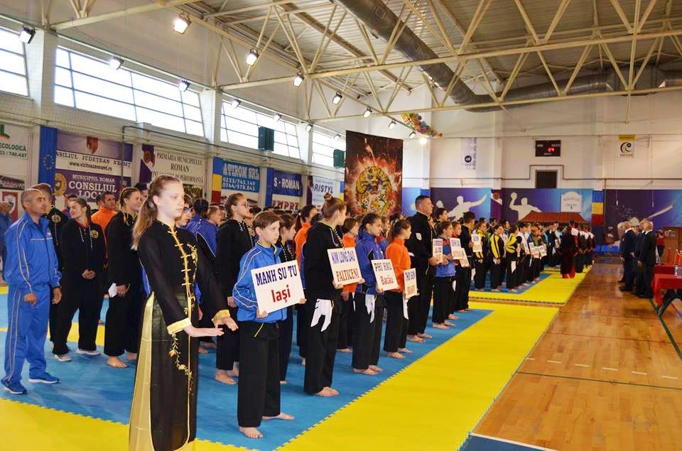 Campionatul Național de Qwan Ki Do – Juniori și Seniori are loc la Roman