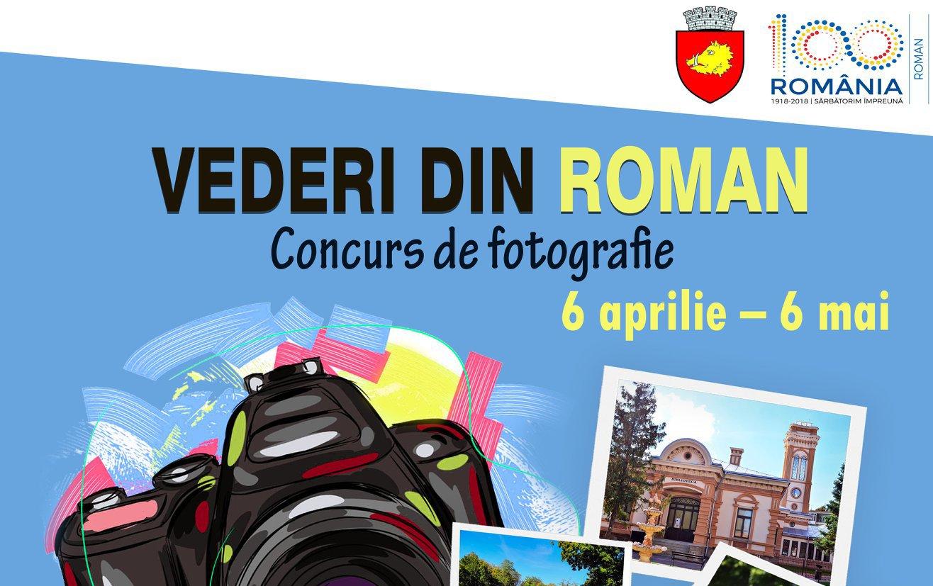 52 de fotografii ale romașcanilor, selectate pentru a deveni cărți poștale