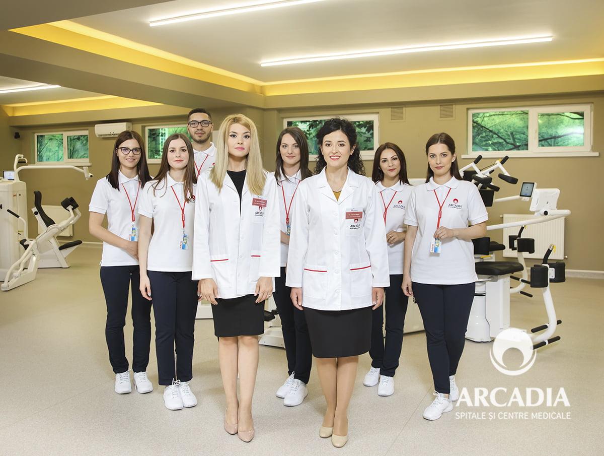 Centrul de Recuperare Medicală Arcadia Sf. Lazăr – tehnologie unică în regiune