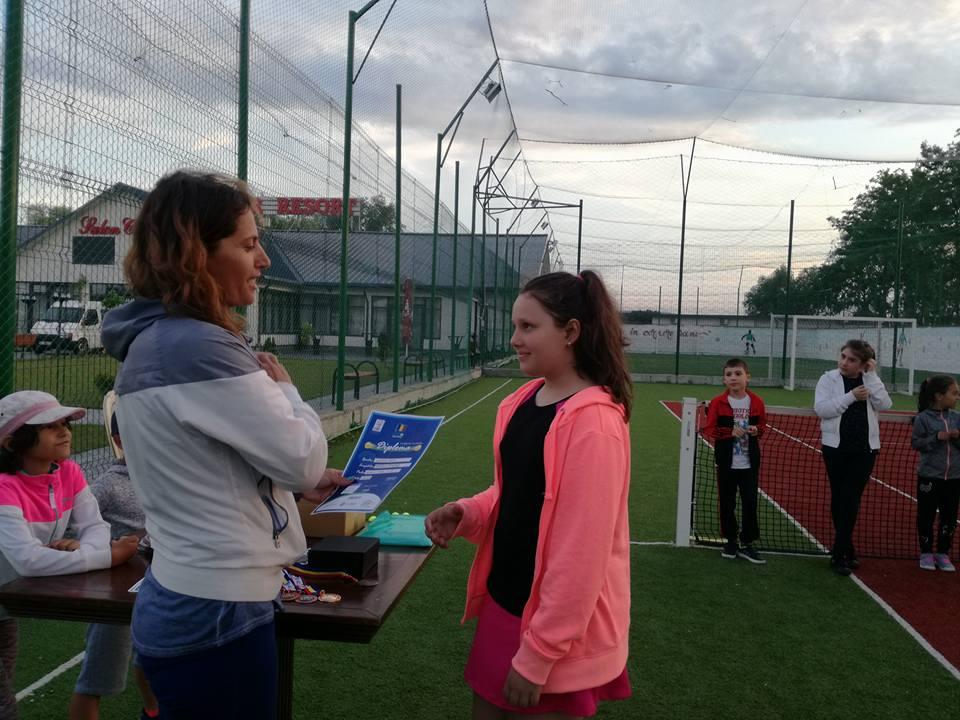 Turneul de Tenis 10 dotat cu Trofeul Condor și-a desemnat câștigătorii