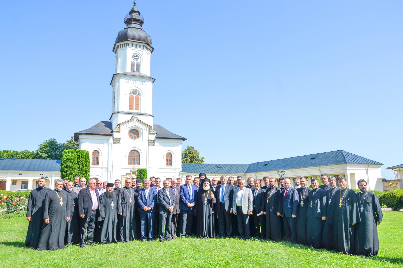 S-a constituit Adunarea Eparhială a Arhiepiscopiei Romanului și Bacăului pentru mandatul 2018-2022