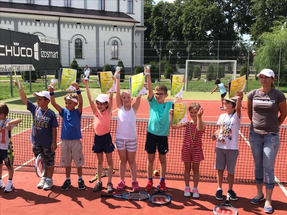 Câștigătorii celei de-a doua ediții a Cupei Mariko la Tenis 10