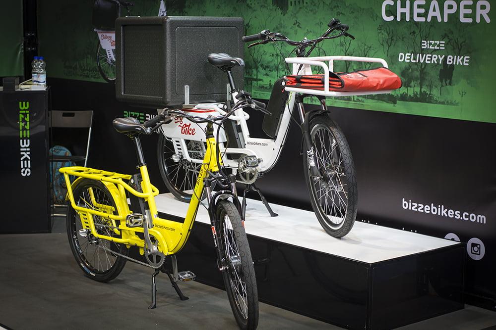 Un romașcan lansează bicicleta electrică pentru livrări la domiciliu, la Eurobike 2018