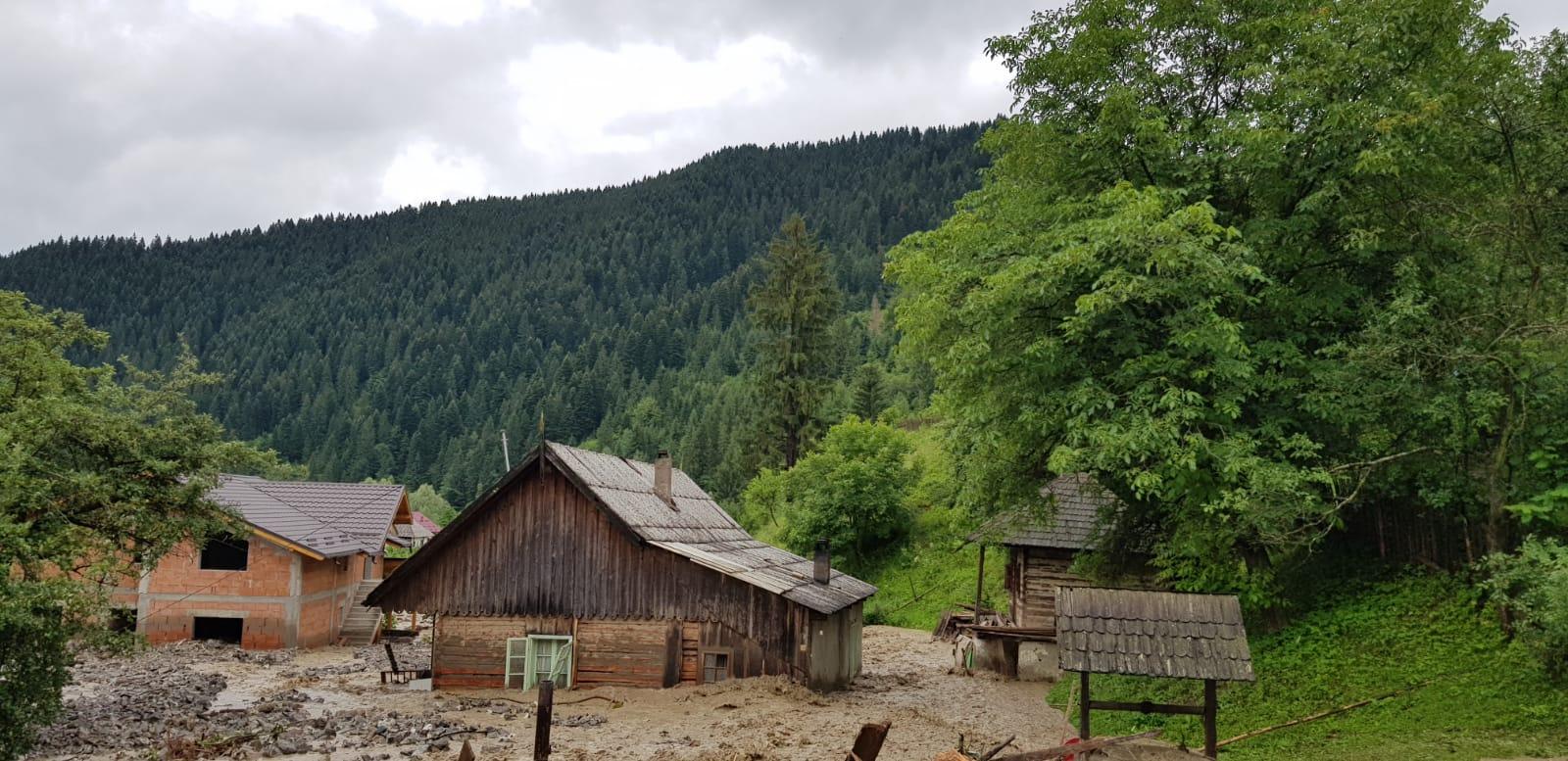 9,5 milioane de lei de la Guvern pentru localitățile din Neamț afectate de inundații