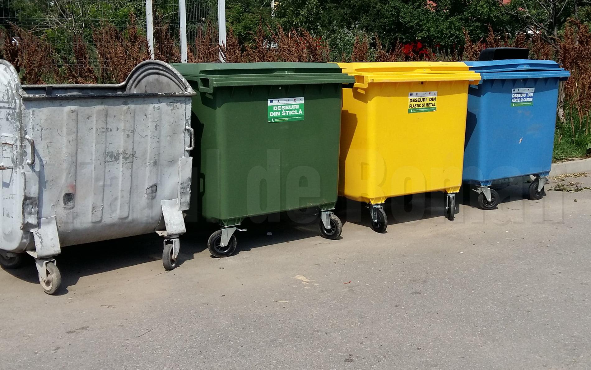 Polițiștii locali vor monitoriza platformele de gunoi