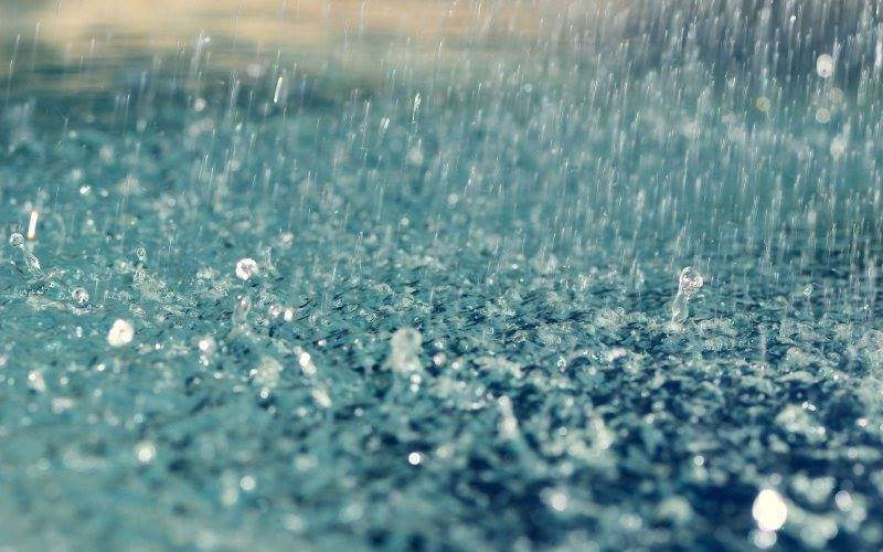 După caniculă, două zile de ploi