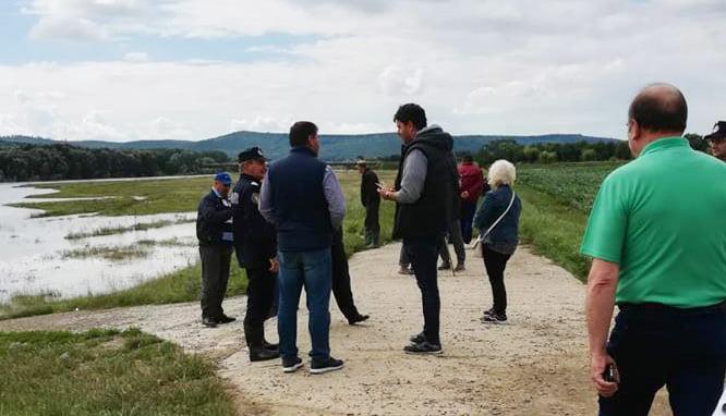 Ședință pentru situații de urgență la Roman, pentru monitorizarea râurilor Moldova și Siret