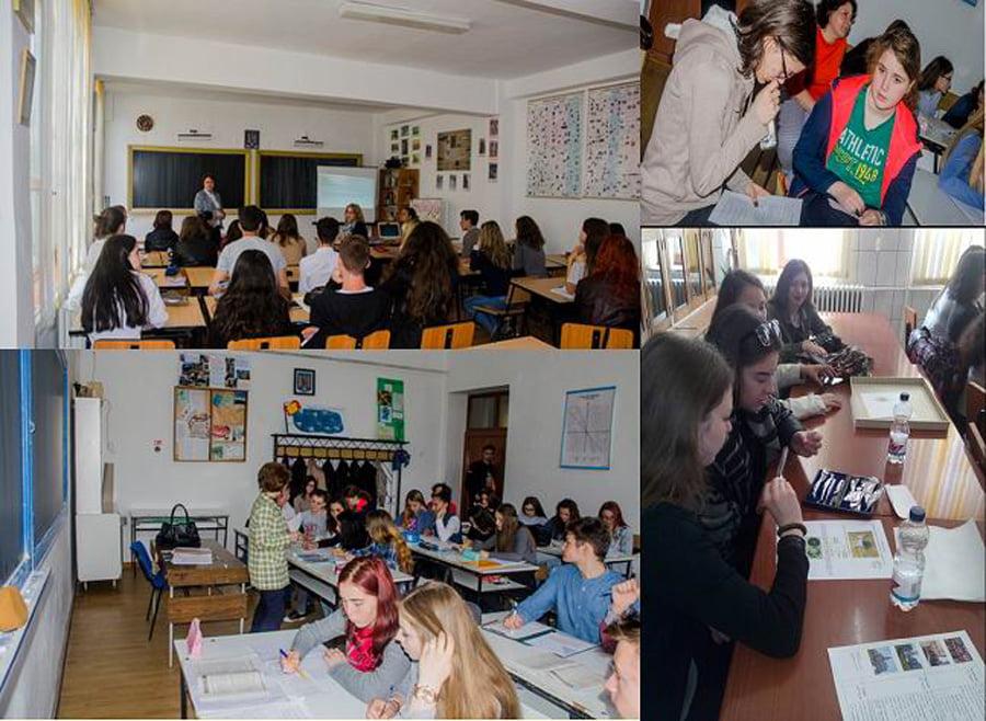 """Colegiul Tehnic """"Petru Poni"""" a încheiat proiectul """"Inclusion on the way to Europe"""""""