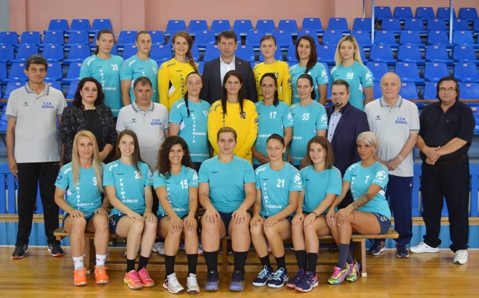 """Turneul de handbal """"Roman-Vodă Mușat"""", în acest weekend, la Sala Sporturilor din Roman"""
