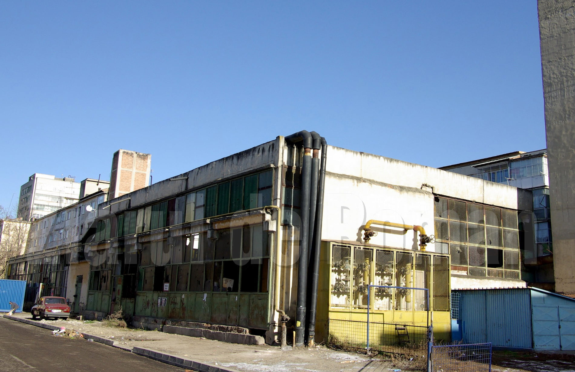 Primăria vinde și fosta Centrală Termică 9, de pe strada Ion Creangă