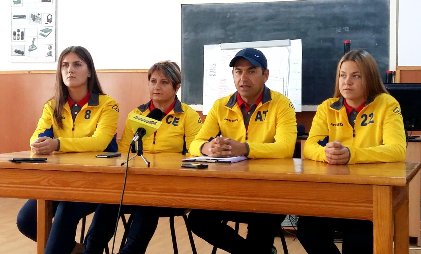 Echipa romașcană de fotbal feminin ACS Vulpițele Galbene debutează în noul sezon