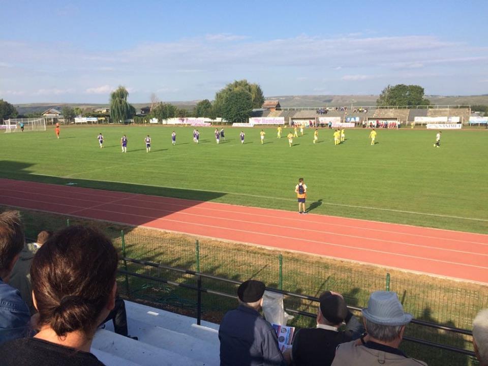 Înfrângere pentru fotbaliștii CSM Roman, la Fălticeni