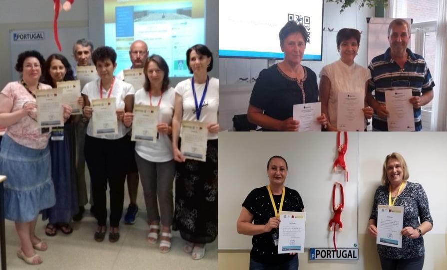 """Conferinţă de final de proiect Erasmus, la Colegiul Tehnic """"Petru Poni"""""""