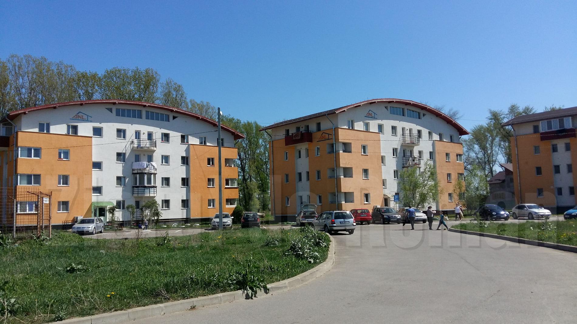 62 de romașcani au acces la o locuință ANL
