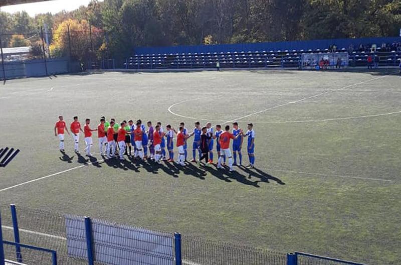 Înfrângere pentru fotbaliștii CSM Roman, pe terenul formației Metalul Buzău
