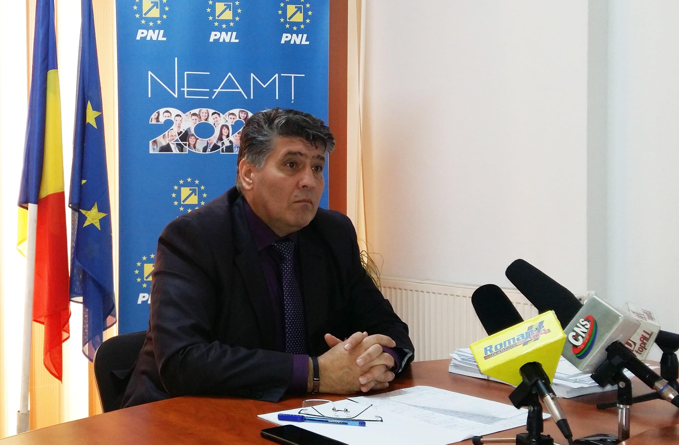 PNL strânge semnături pentru construcția autostrăzii Ungheni – Iași – Târgu Mureș