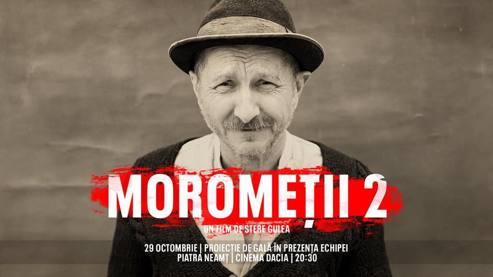 """Caravana filmului """"Moromeții 2"""" ajunge în județul Neamț"""