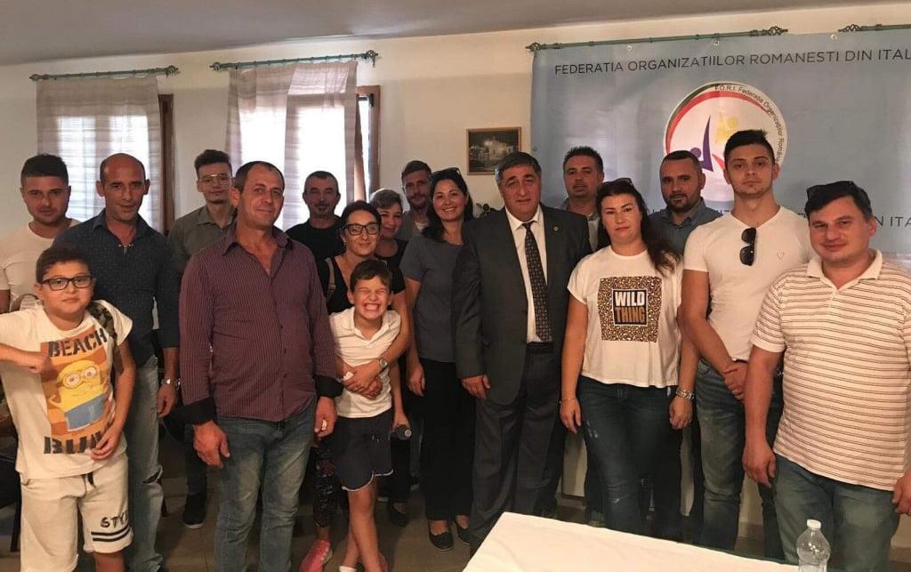 Vizită de lucru a senatorului Dan Manoliu în diaspora – Sardinia, Italia