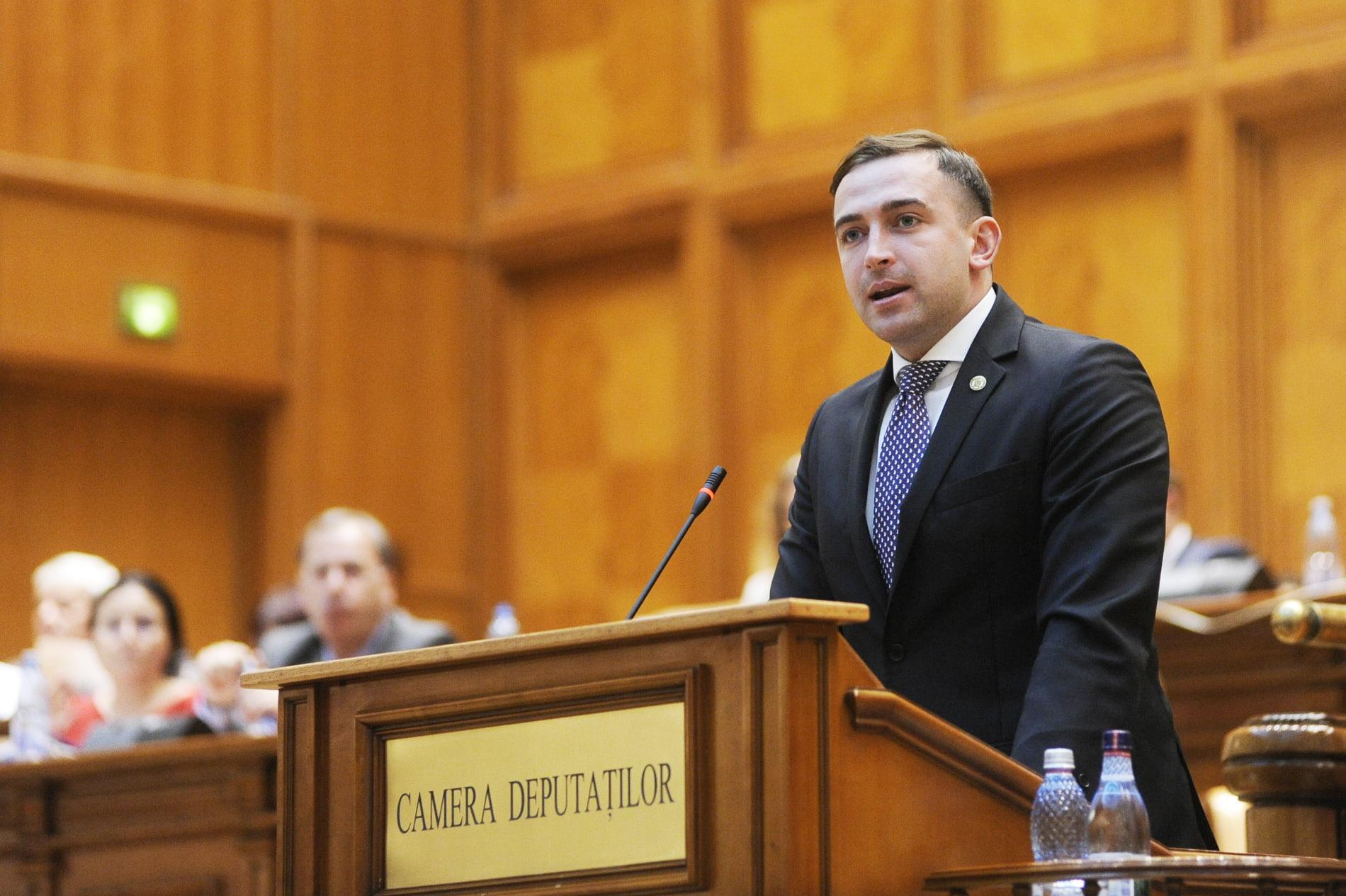 Deputatul PSD Alexandru Rotaru, raport de activitate parlamentară după doi ani de mandat