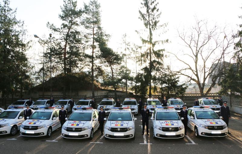 Autospeciale noi în dotarea IPJ Neamț