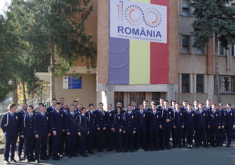 36 de noi polițiști la IPJ Neamț, din luna noiembrie