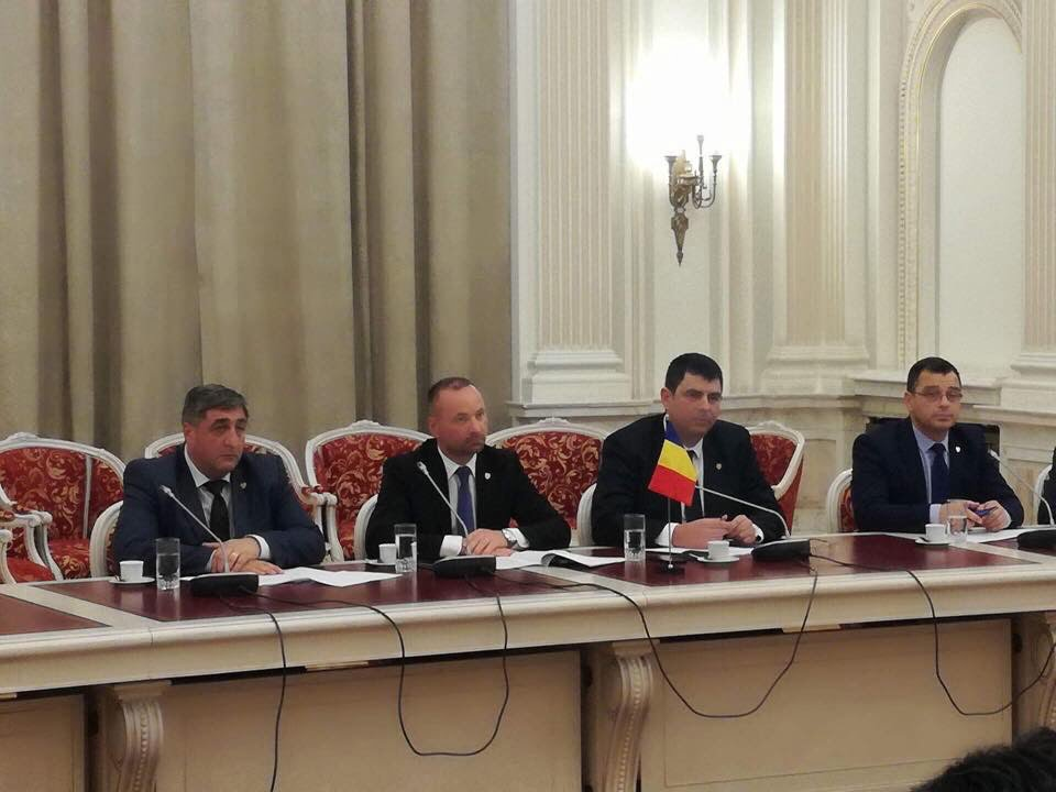 "Senatorul PSD Dan Manoliu: ""Moldova vrea! Moldova va avea!"""