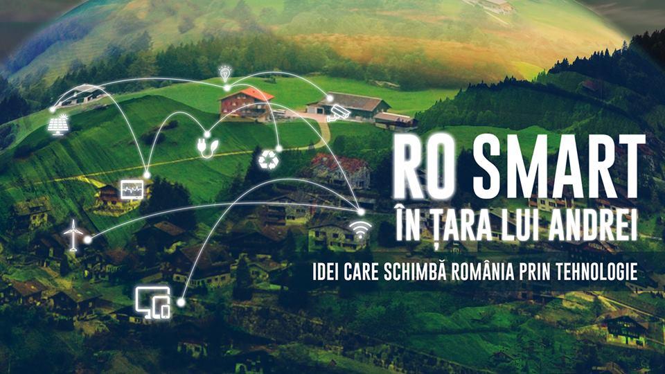 Proiectul Romanului în competiția RO SMART în Țara lui Andrei poate fi votat până pe 15 noiembrie