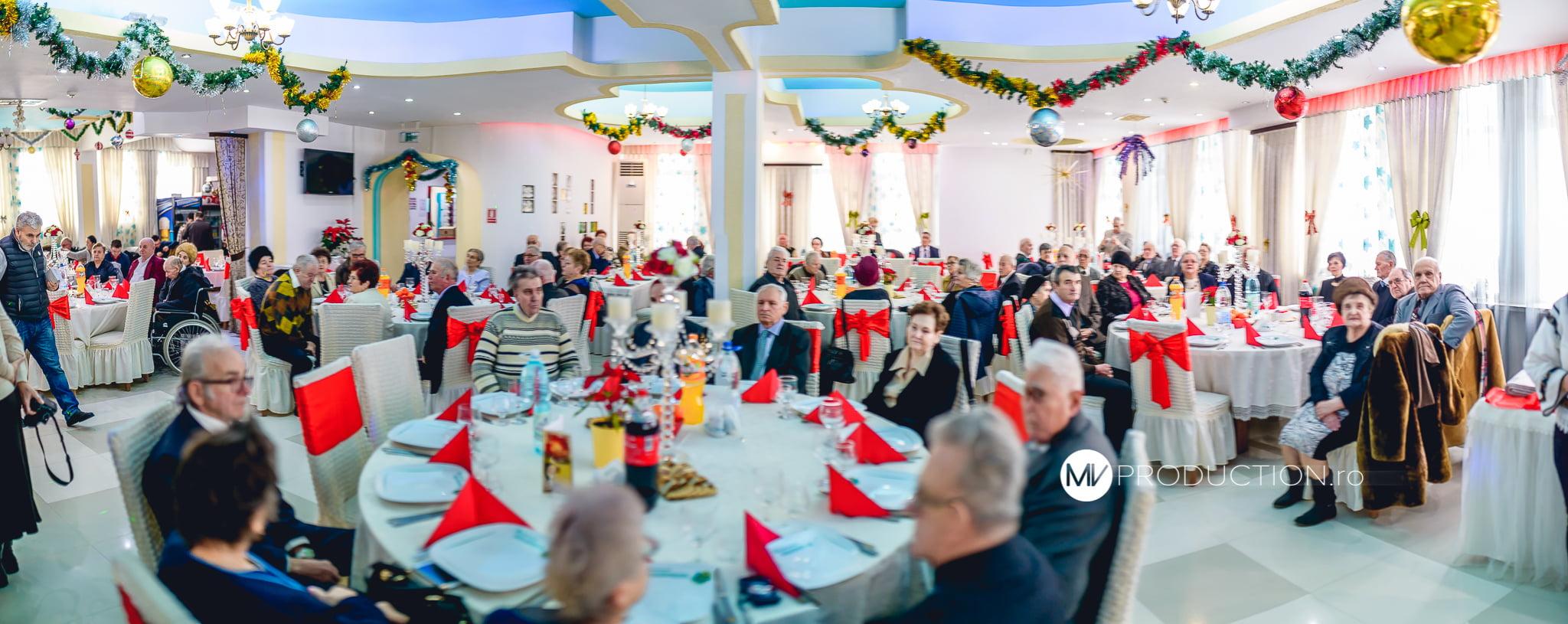 58 de familii de romașcani, sărbătorite de municipalitate cu ocazia Nunții de Aur 2018