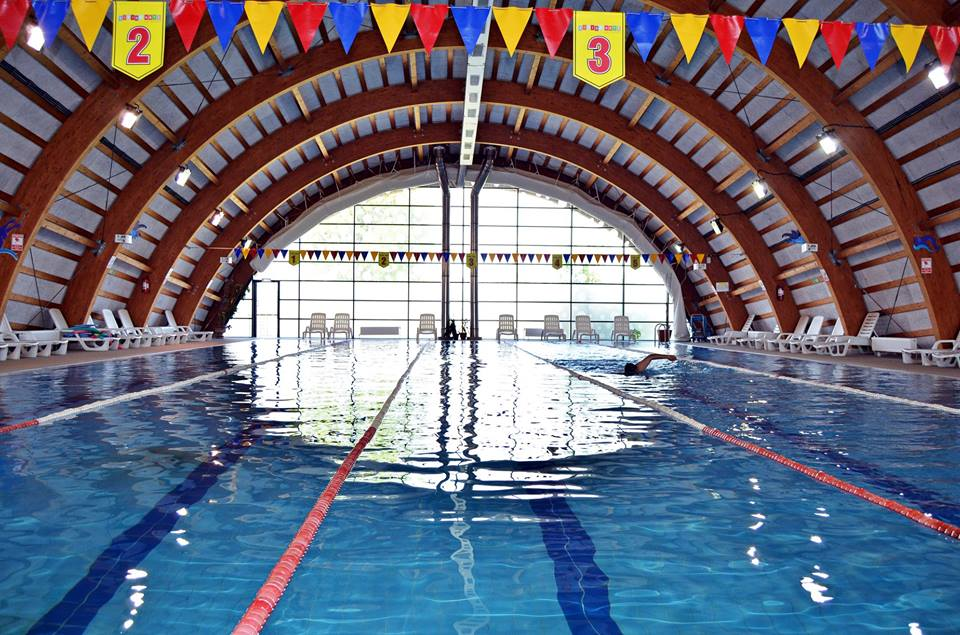Programul de sărbători de la bazinul de înot