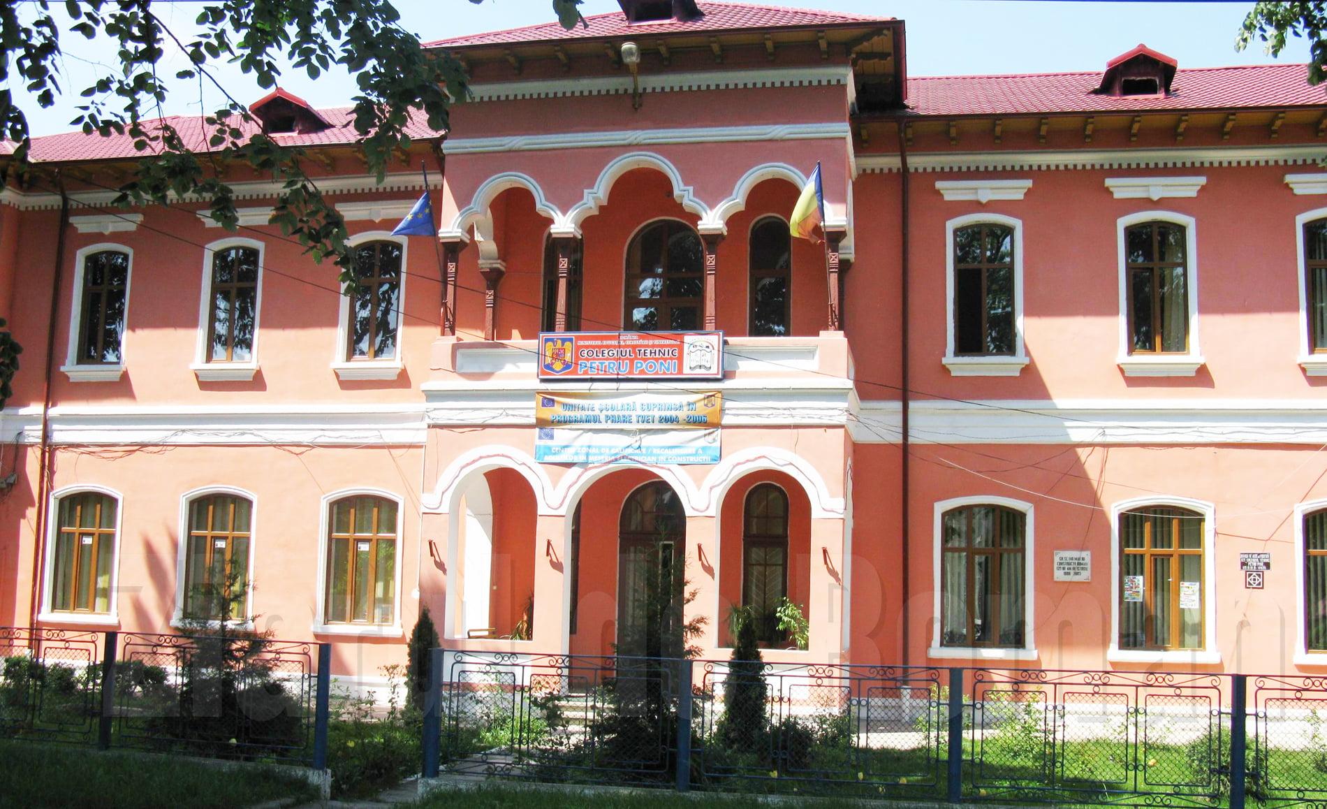 """Proiect ROSE """"Cunoștințe temeinice pentru progres"""", la Colegiul Tehnic """"Petru Poni"""""""