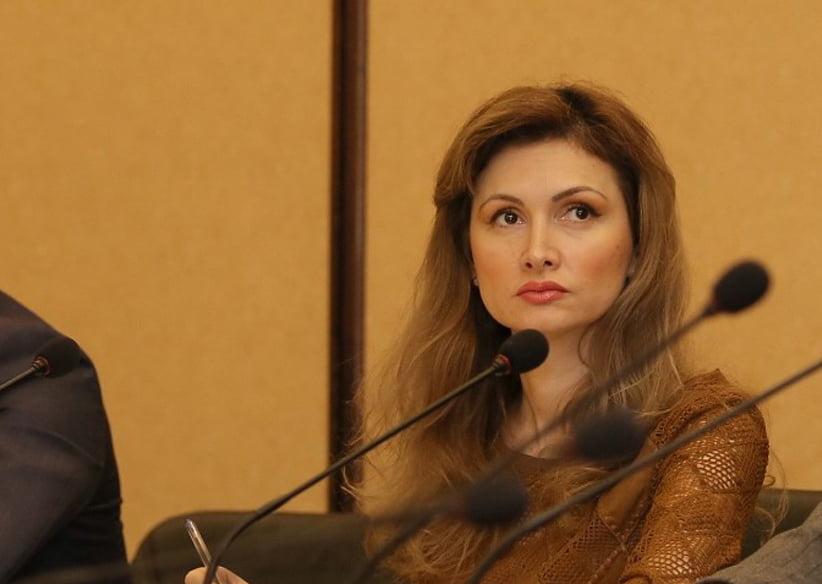 Romașcana Oana Bulai, consilier de stat al prim-ministrului Dăncilă, numită președinte al CA la Societatea Națională a Sării