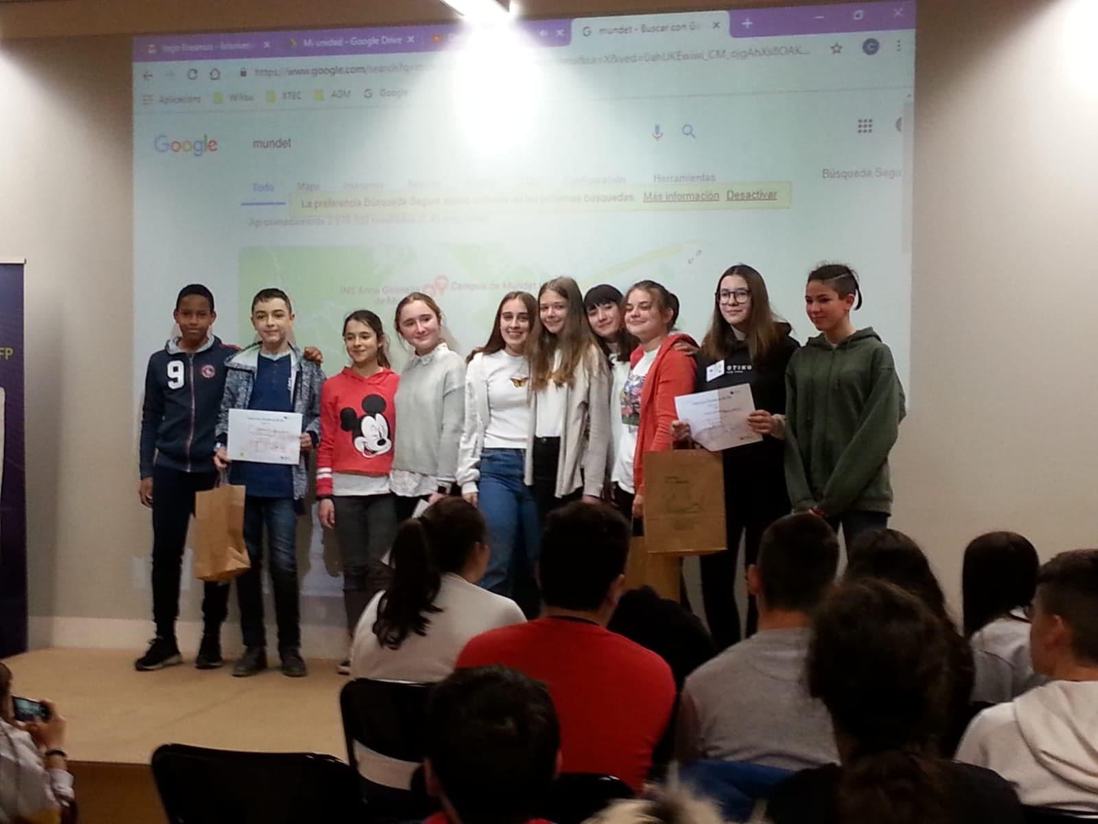 """Elevii și profesorii Școlii """"Vasile Alecsandri"""" au studiat poluarea fonică, în Spania"""