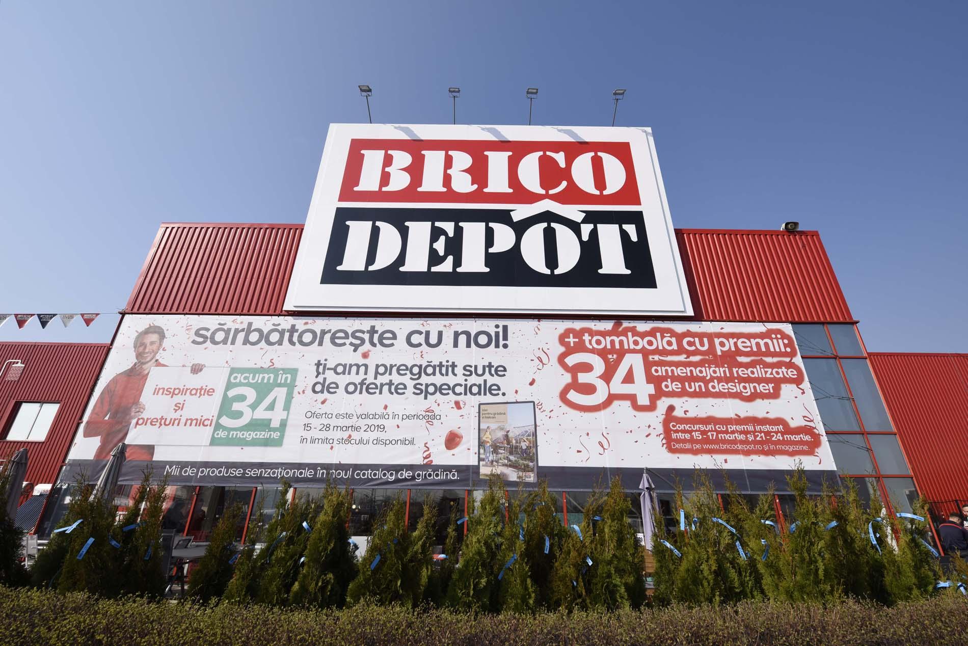 Brico Depôt vine mai aproape de clienți la nivel național, acum și în Piatra Neamț