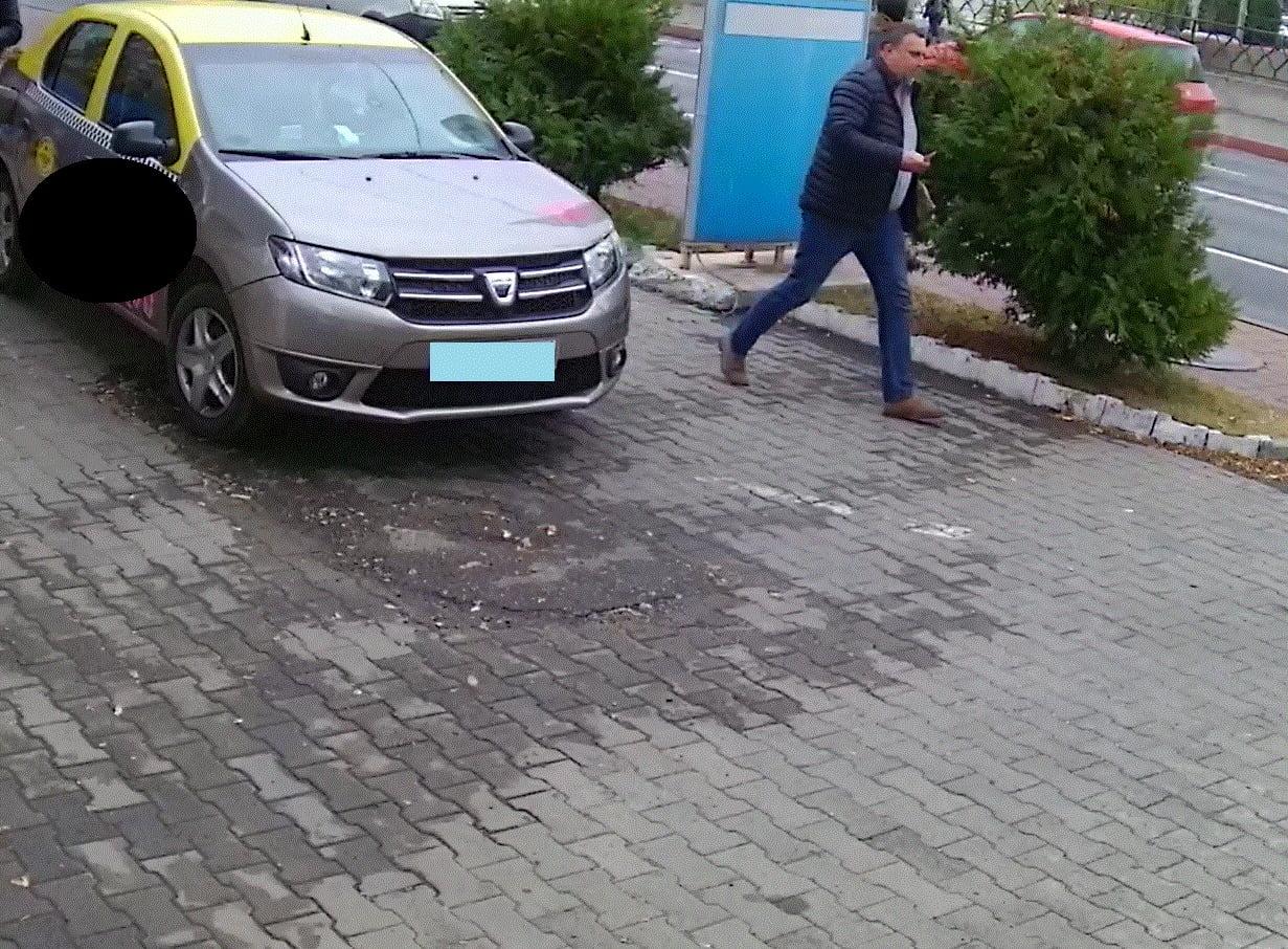 Bărbat căutat de polițiști, bănuit că nu a plătit o cursă cu taxiul