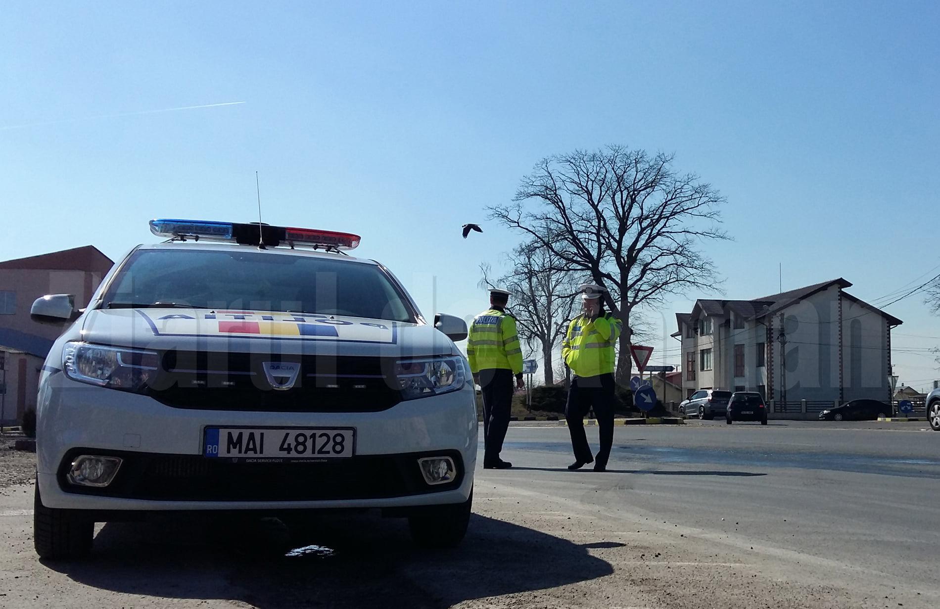 Peste 160 de polițiști în stradă, în acest weekend