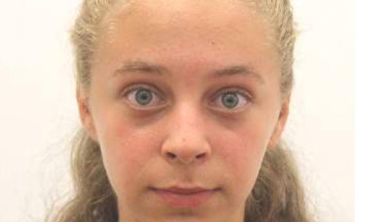 Poliţiştii caută o fată care a plecat de acasă și nu a mai revenit