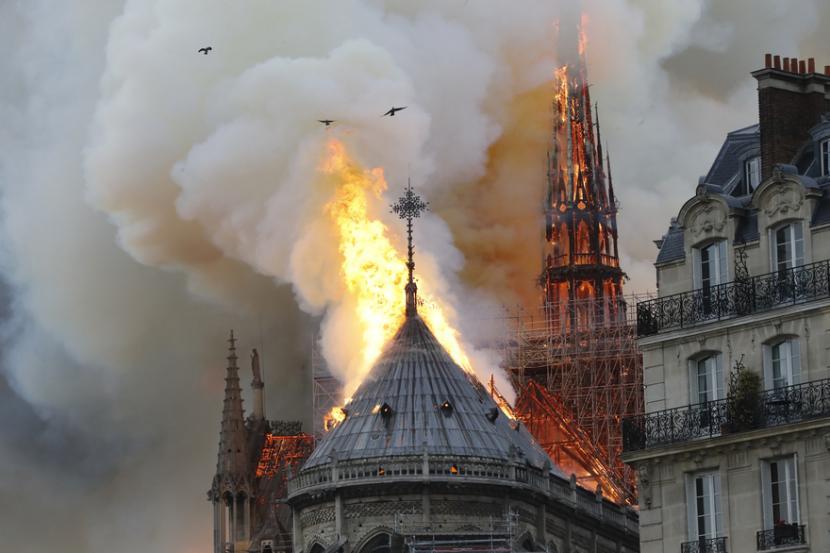 IPS Ioachim, mesaj de compasiune după incendiul de la Catedrala Notre-Dame