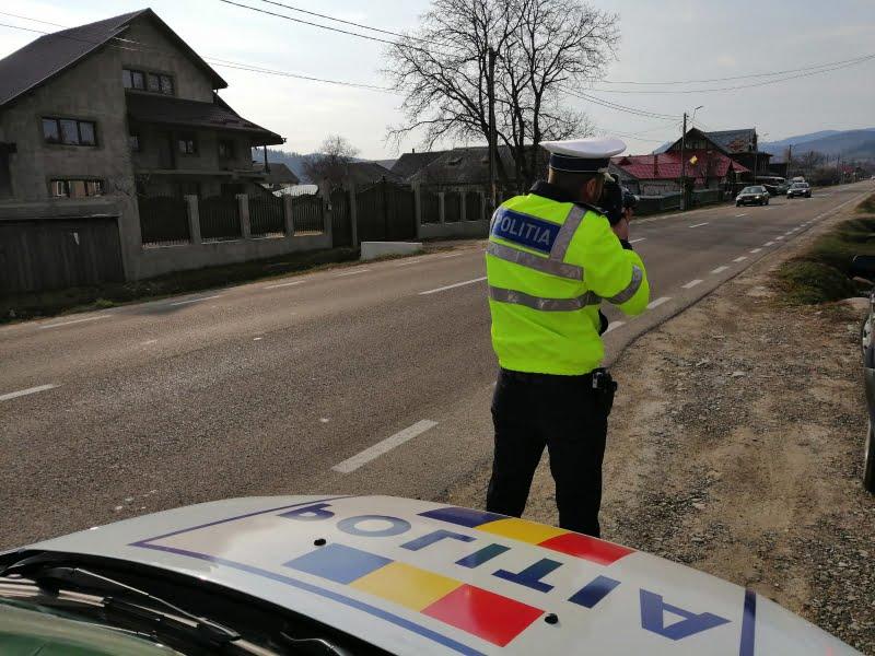 Peste 100 de șoferi au rămas fără permis, săptămâna trecută