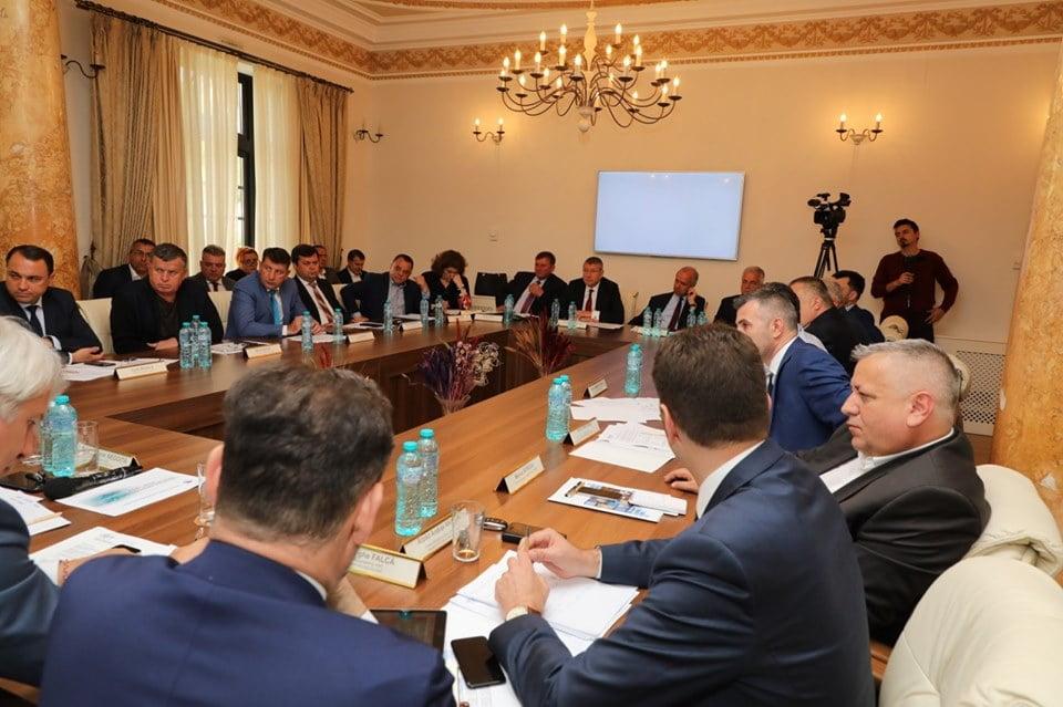 Primarul Lucian Micu s-a întâlnit cu ministrul Finanțelor Publice