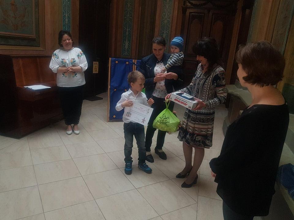 """Cei mai mici cititori, premiați la Biblioteca Municipală """"George Radu Melidon"""""""