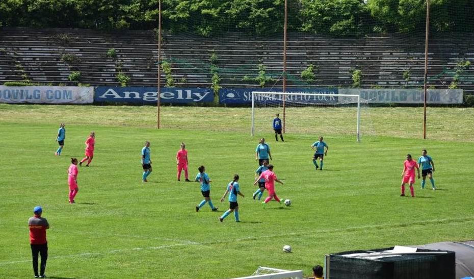 Vulpițele Galbene încheie sezonul pe locul secund și vor disputa baraj pentru promovarea în Liga 1!