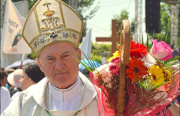 Papa Francisc a numit un nou episcop pentru Dieceza de Iaşi: Mons. Iosif Păuleţ. PS Petru Gherghel s-a retras